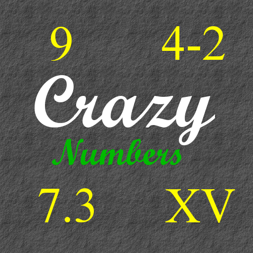 CrazyNumbers Logo
