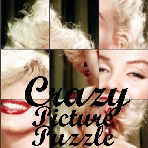 CrazyPicturePuzzle Logo